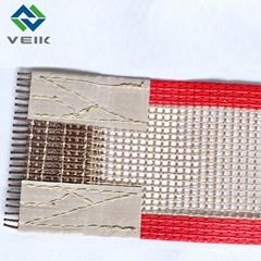 PTFE fiberglass open mesh conveyor belt