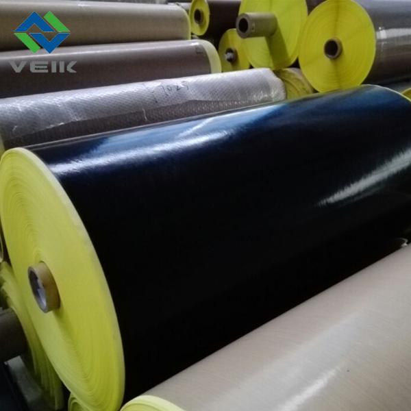High temperature 5mil PTFE fiberglass cloth 1