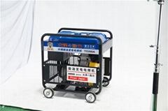促銷300A柴油發電電焊機