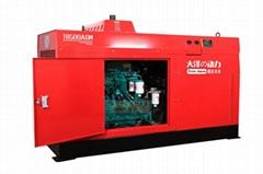 静音式500A柴油发电电焊机