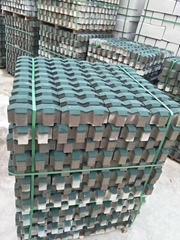 吉林圖們市多功能制磚機
