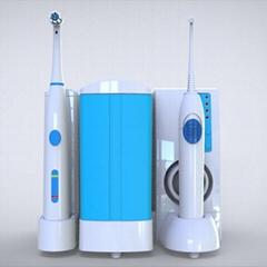 厂家直销家用洗牙器冲牙器全功能脉冲口腔清洁洗牙机