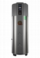 圆形家用一体机空气能热水器 2