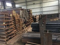 供應耐低溫型材鋼板
