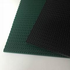 Factory Direct Antiskid Grass Pattern Conveyor Belt Suppliers for machine