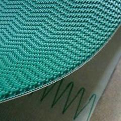 Square Wave Rough Top PVC Conveyor Belt for Logistics