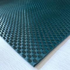 Factory Price High Strength Saw Tooth Granite Conveyor Belts