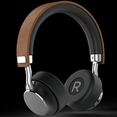 F8 CD SOUND QUALITY FOR MUSIC FANS PLUTO ON-EAR BLUETOOTH STERO HEADPHONES WITH