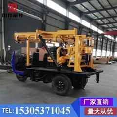 200米三輪車液壓岩心鑽機XYC-200廠家直銷
