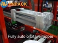 fully automatic high speed door horizontal wrapping machine supplier 2