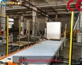 Automatic stretch pallet wrapper and