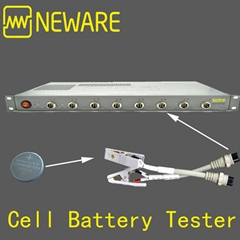 8 Channel Dual Range Cell Neware Battery Tester for Capacity Test Pulse Test