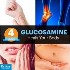 GLUCOSAMINE(D-GLUCOSAMINE HCL, D-GLUCOSAMINE SULFATE, N-ACETYL-D-GLUCOSAMINE)