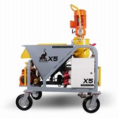 Hot-sale automatic plaster spraying machine