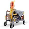 Hot-sale automatic plaster spraying machine    3