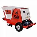 Multi-function natural stone paint spraying machine 4
