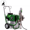 Y2 Electric Hydraulic Airless Paint Sprayers,High Pressure Airless Putty Sprayer 4