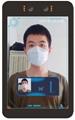 人脸识别测温双光路智能面板机