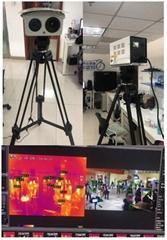 雙光路遠紅外超溫報警及人臉追蹤識別綜合系統