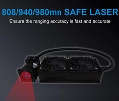 5000米超勻廣角激光照明器