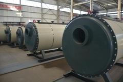 山西天蘭CWNS0.35-85/60-Y/Q全自動燃氣燃油鍋爐