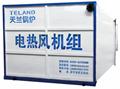 山西天兰KJD系列煤矿专用电加热热风机组 1
