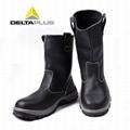 代爾塔301405高幫安全鞋
