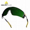 代尔塔焊接防护眼镜101012