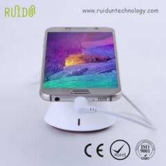 Ruidun anti theft alarm and charge mobile security display stand SA1003