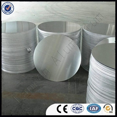 1050 1100 Aluminium circle disc from Chinese manufacturer