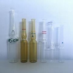 1-20ml 透明/棕色安瓿瓶