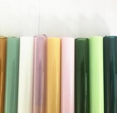 高硼硅彩色玻璃管 14色