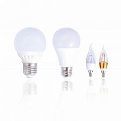Hot Sale Energy Saving Home LED Bulb 3-12W Yj17-Bulb Light Cold White E27