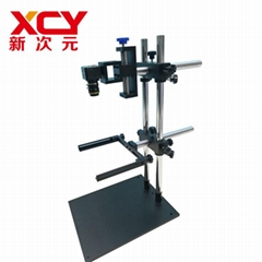 全國供應CCD測試台機器視覺實驗架單反實驗架XCY-DF-V1