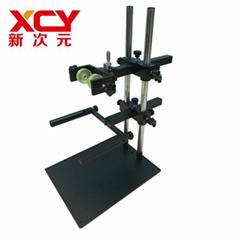 全國推出雙主杆支架實驗平台工業相機支架XCY-DW-2T