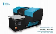 UV Flatbed printer WLD6090