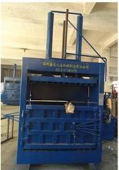 立式噸袋液壓打包機自動翻包品質佳