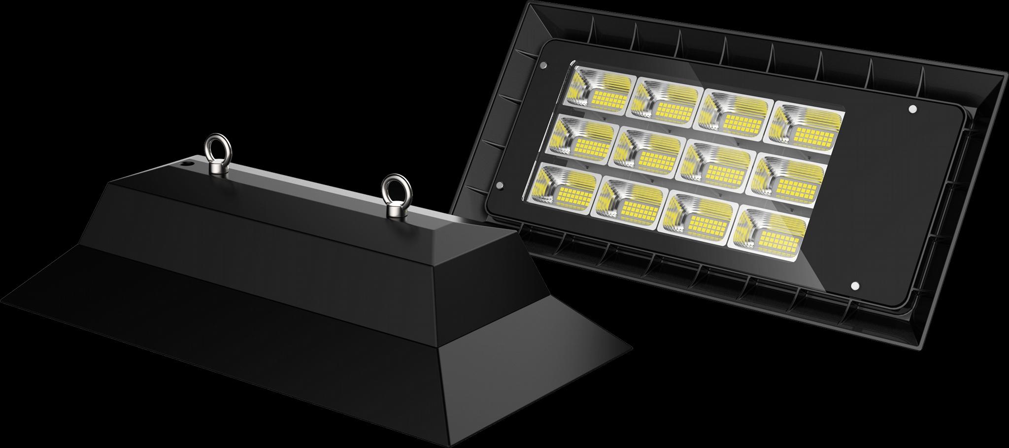 Roof  LED High Bay Light led flood light 80w/100w/150w 5 years warranty 4
