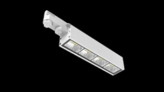 Bricks Series Linear LED Track Light 40w dimming 5 years warranty 130lm/w
