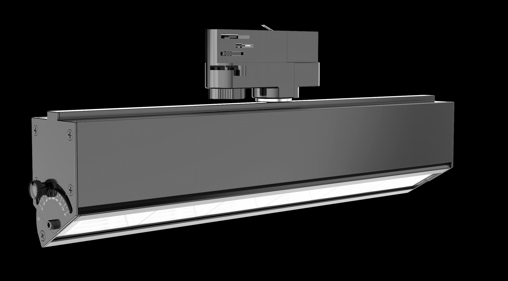Bricks Rotatable 350 Series Linear LED Track Light Motion Sensor 5years warranty 2