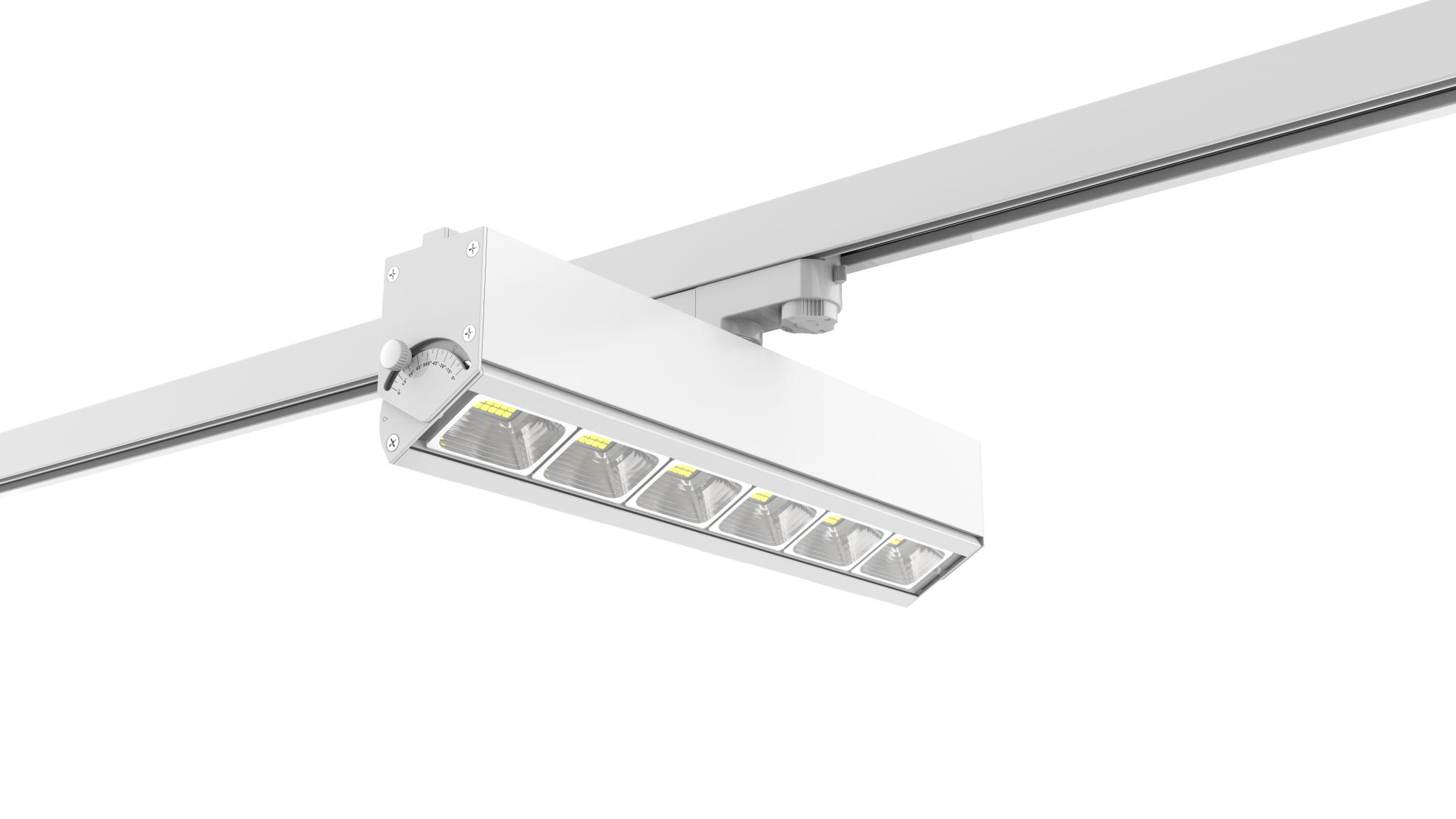 Bricks Rotatable 350 Series Linear LED Track Light Motion Sensor 5years warranty 3