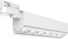 Bricks R350 Series Linear LED Track Light 3 Circuits 5 Years warranty 130lm/w