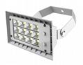 Rectangle LED high bay Light 100w 150w led flood light Meanwell led driver 3