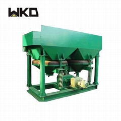 Supply clay washing equipment jig machine for ore manganese processing