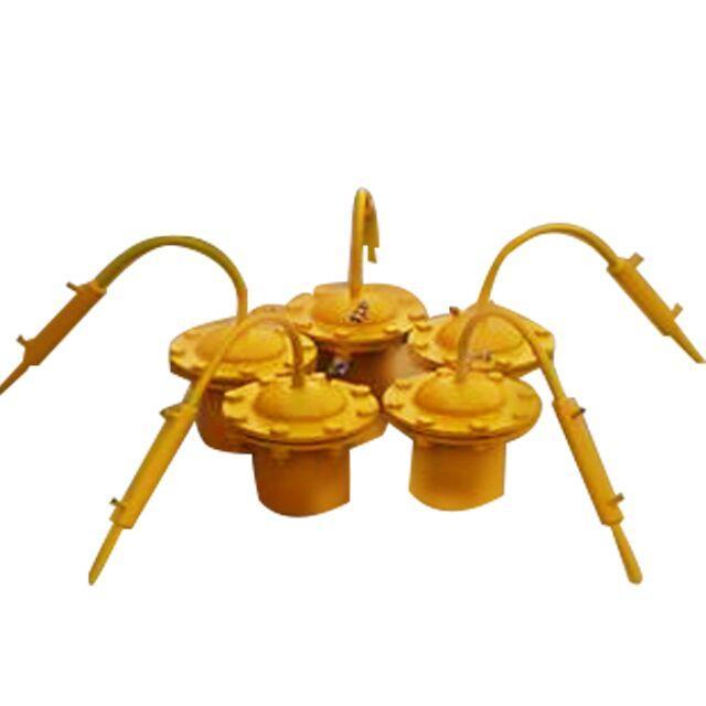 Gold refining machine small mercury amalgam distill retort with good performance 1