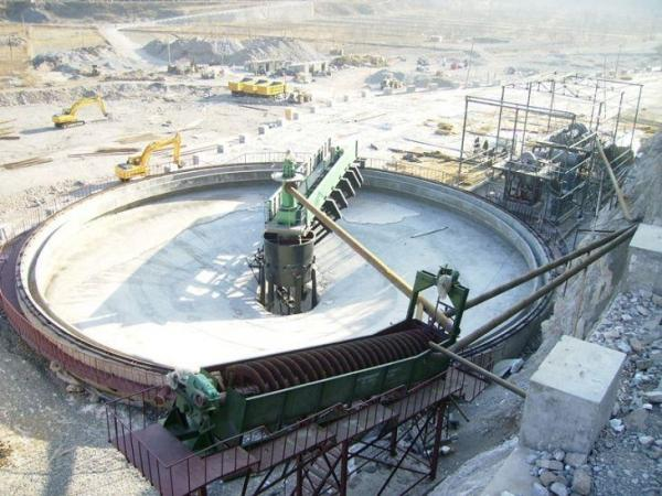 China supplier tailing concentrator mining thickener for gold plant sales 1