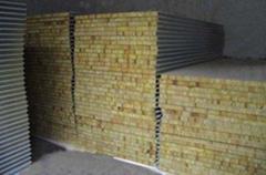 岩棉净化彩钢板