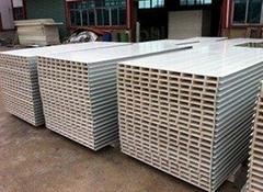 中空玻镁净化彩钢复合板
