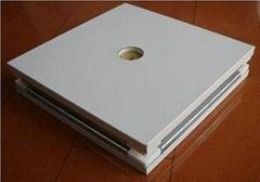 手工淨化彩鋼板
