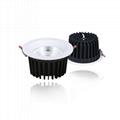 Modern LED Down Light 220V 10-50W Round